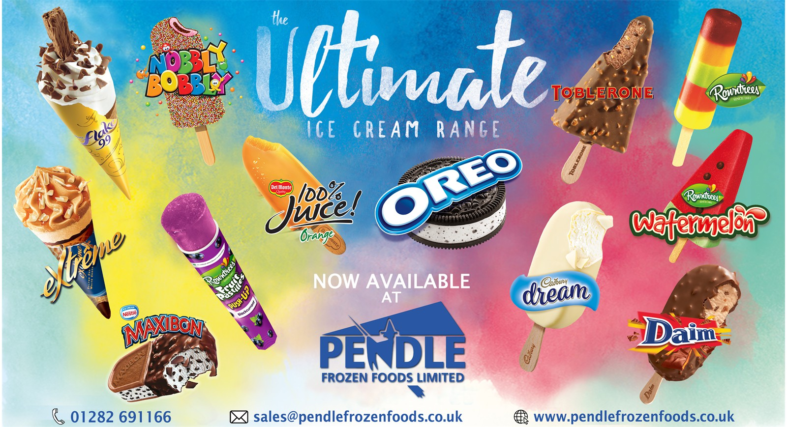 Slider - Impulse Ice Cream Range