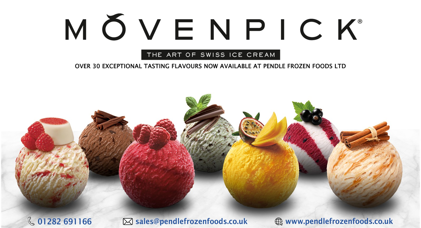 Slider - Movenpick Ice Cream